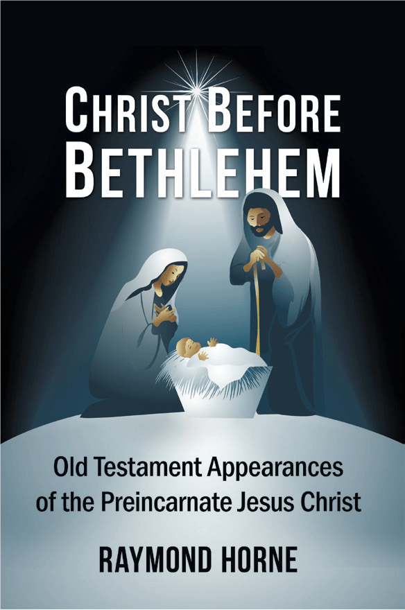 CHRIST BEFORE BETHLEHEM COVER